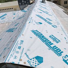 Moreno Valley, CA - Our men removed 2 layers of composition roofing and installed Owens Corning Titanium UDL30.