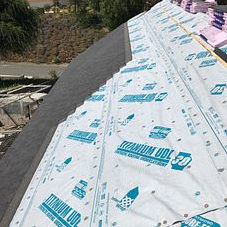 Riverside, CA - Our men removed 1 layer of composition roofing and installed Owens Corning Titanium UDL30 and Owens Corning Weather Lock - Ice and Water Shield in crucial areas.