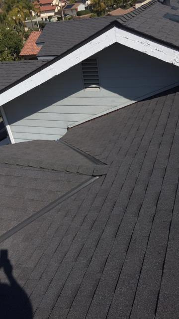Riverside, CA - Owens Corning Tru Def Duration Sure Nail Shingle Roof System - Cool Roofing, Nightsky