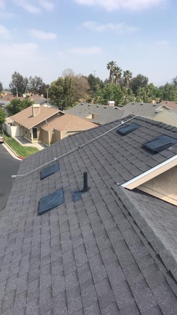Colton, CA - Re-roof using Titanium UDL30 - Owens Corning
