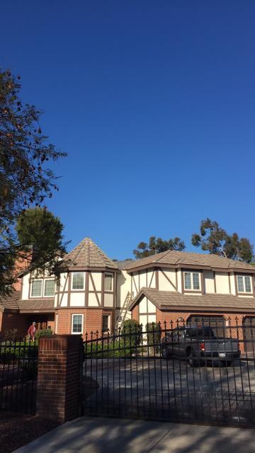 Riverside, CA - Tile roof repair using Fontana Felt Paper, Boral Elevated Battens - 4' wood, O'Hagin Galvanized Steel Low Profile Tapered Vent