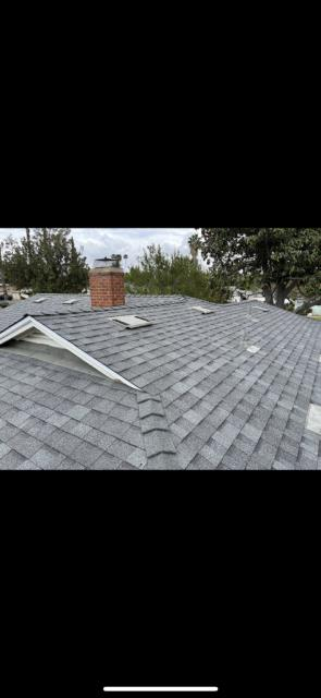 Riverside, CA - Re-roof using Owens Corning Tru Def Duration Sure Nail Shingle Roof System - Cool Roofing, Mountainside