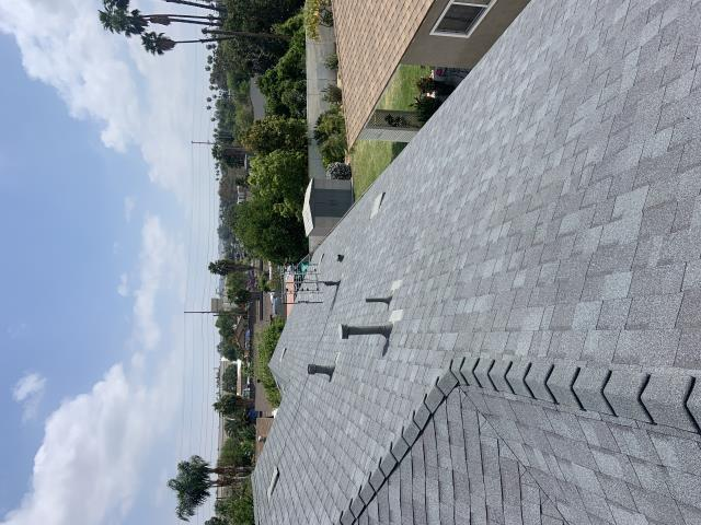 Riverside, CA - Re-roof using Owens Corning Tru Def Duration Sure Nail Shingle Roof System - Cool Roofing