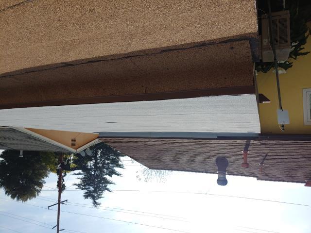 Yucaipa, CA - Repair work using Deck Seal SBS Cap Sheet Granulated, SHASTA WHITE