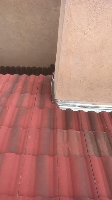 Moreno Valley, CA - Roof repair using Owens Corning Weather Lock - Ice and Water Shield, Fontana Felt Paper
