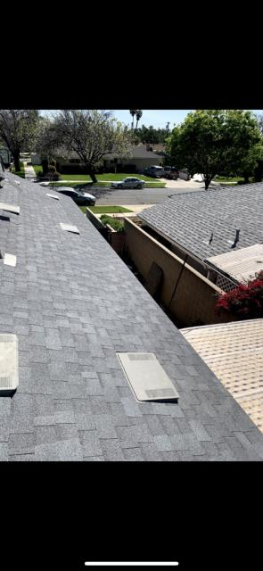 Riverside, CA - Roof repair using  Owens Corning Tru Def Duration Sure Nail Shingle Roof System - Cool Roofing, Mountainside
