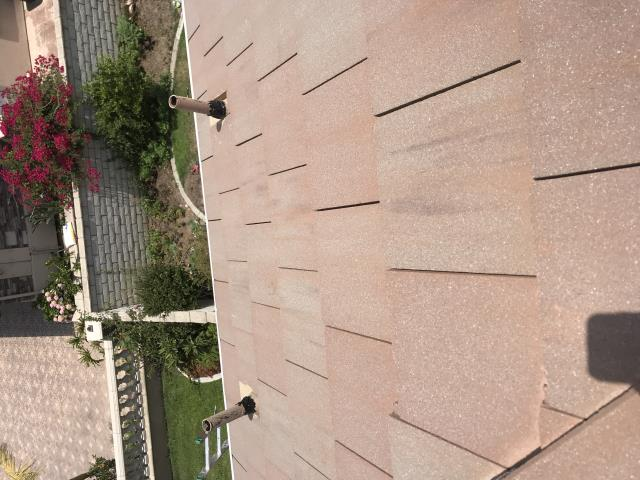 Rancho Cucamonga, CA - Roof repair using Owens Corning Weather Lock - Ice and Water Shield