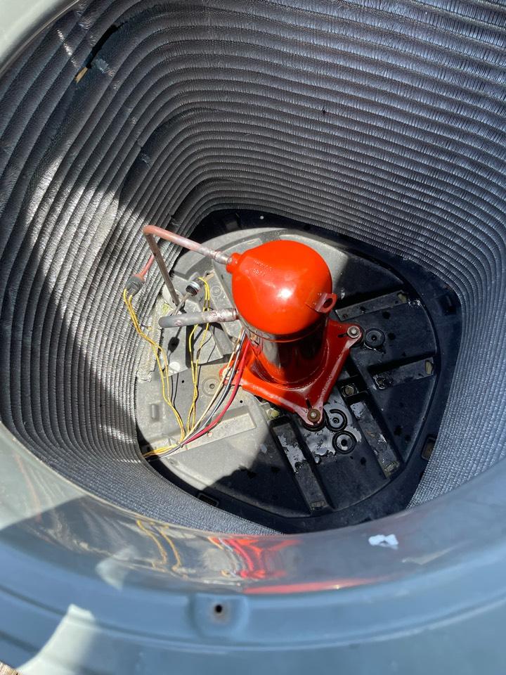 St. Petersburg, FL - Trane system, compressor replacement