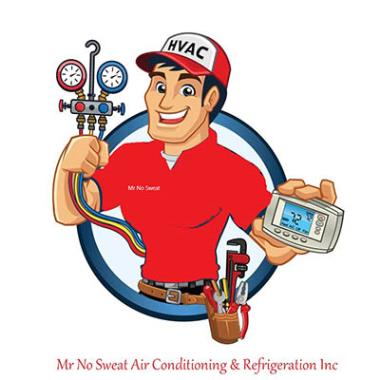 Mr. No Sweat Air Conditioning