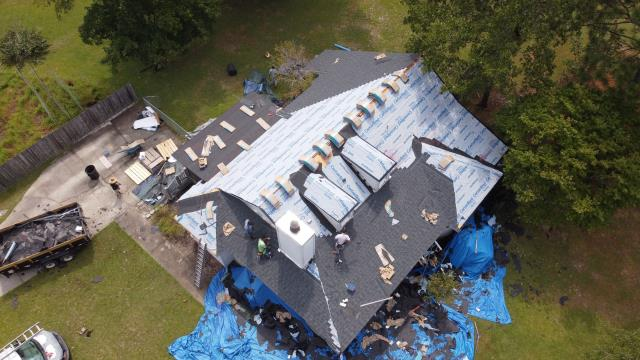 Lexington, SC - Local roofing at it's best here in Lexington, SC. If you've been thinking about a new roof, give us a call at Vista Roofing Inc. for a free roof evaluation!