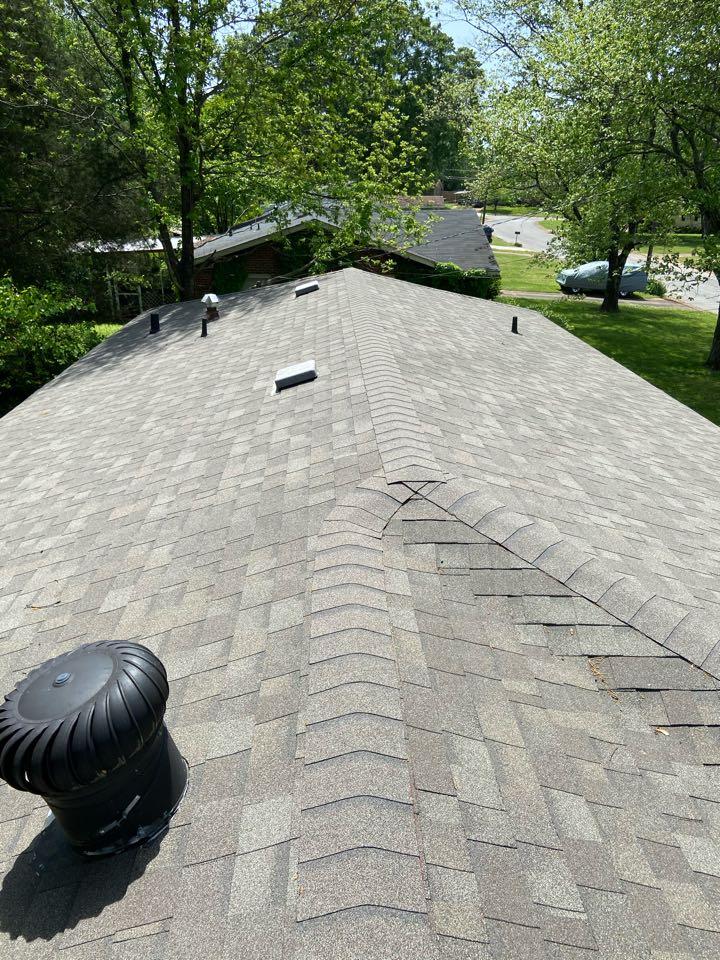 Huntsville, AL - Roof replacement