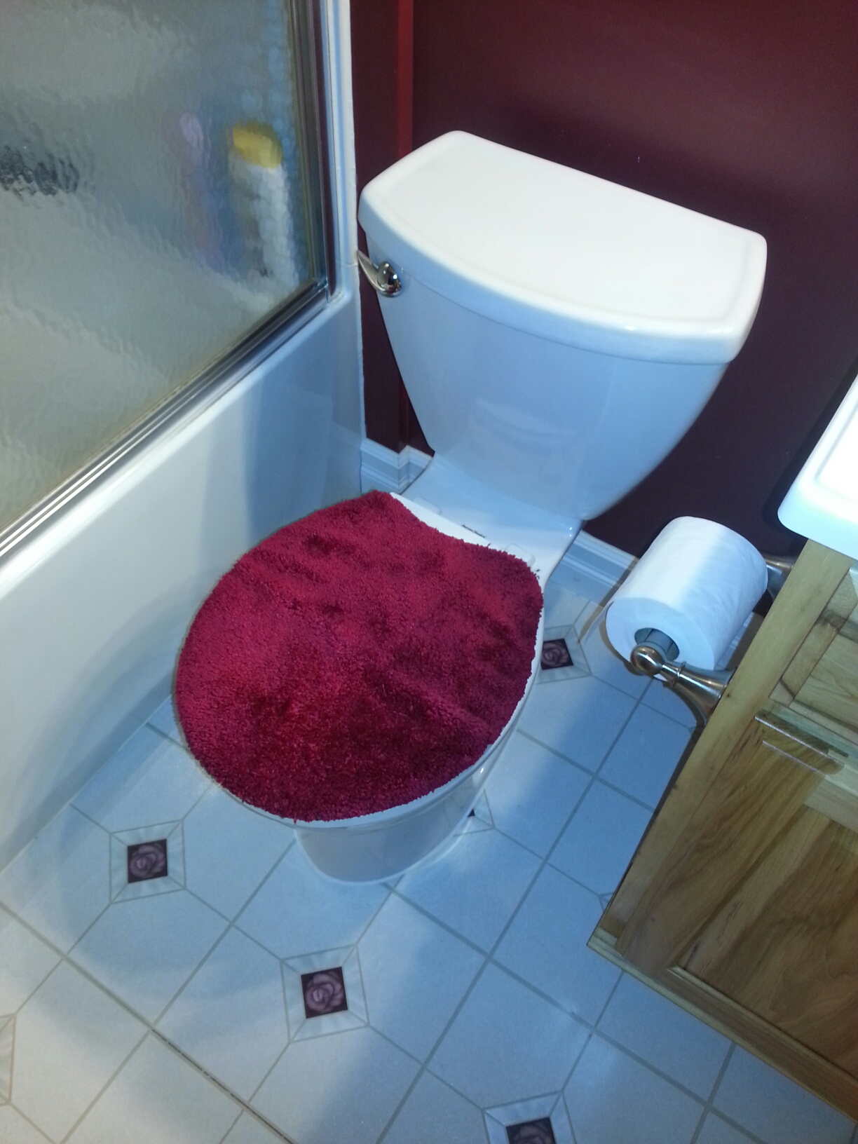 Charter Township of Clinton, MI - Toilet leaking, wax seal, plumbing, leaking