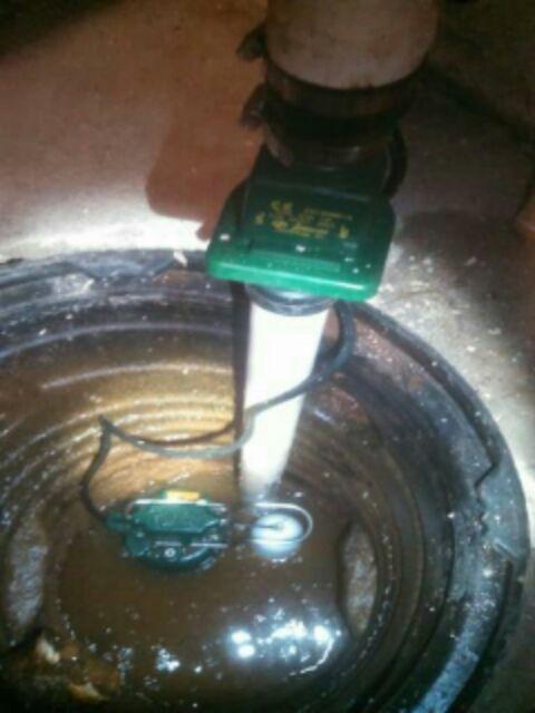 New Baltimore, MI - sump pump installation