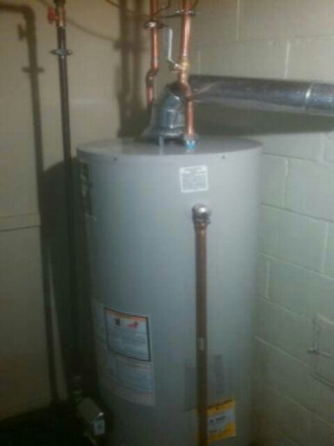 Huntington Woods, MI - water heater replacement