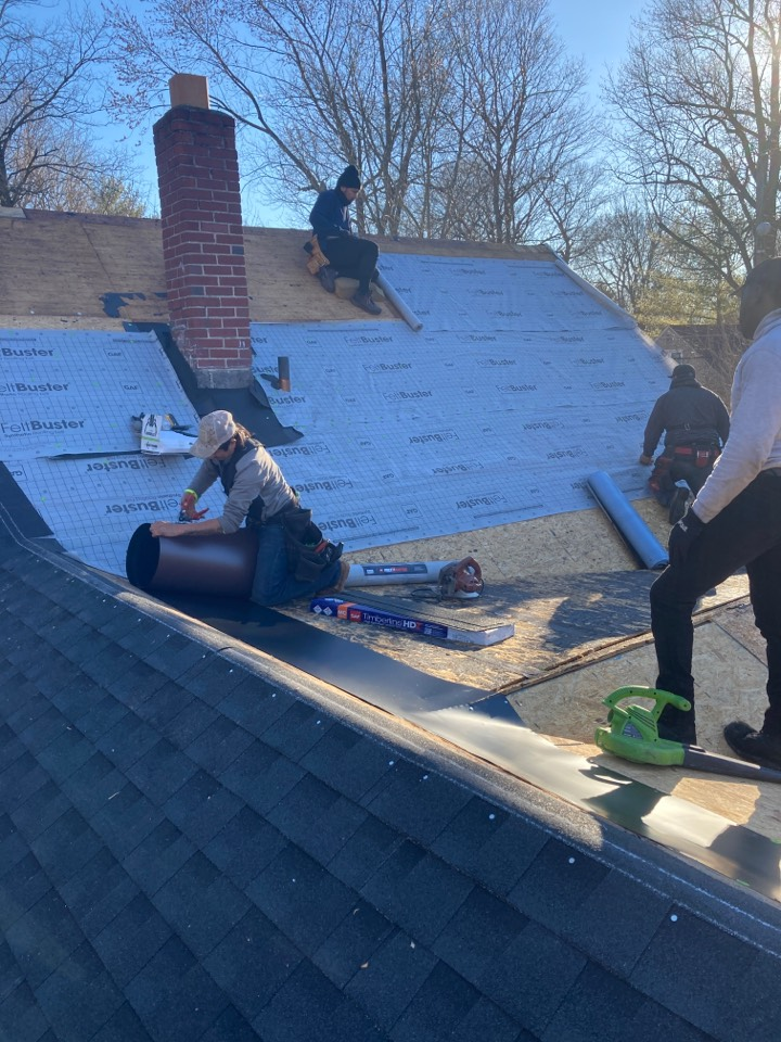 Indianapolis, IN - Sharon Wilson Full Roof