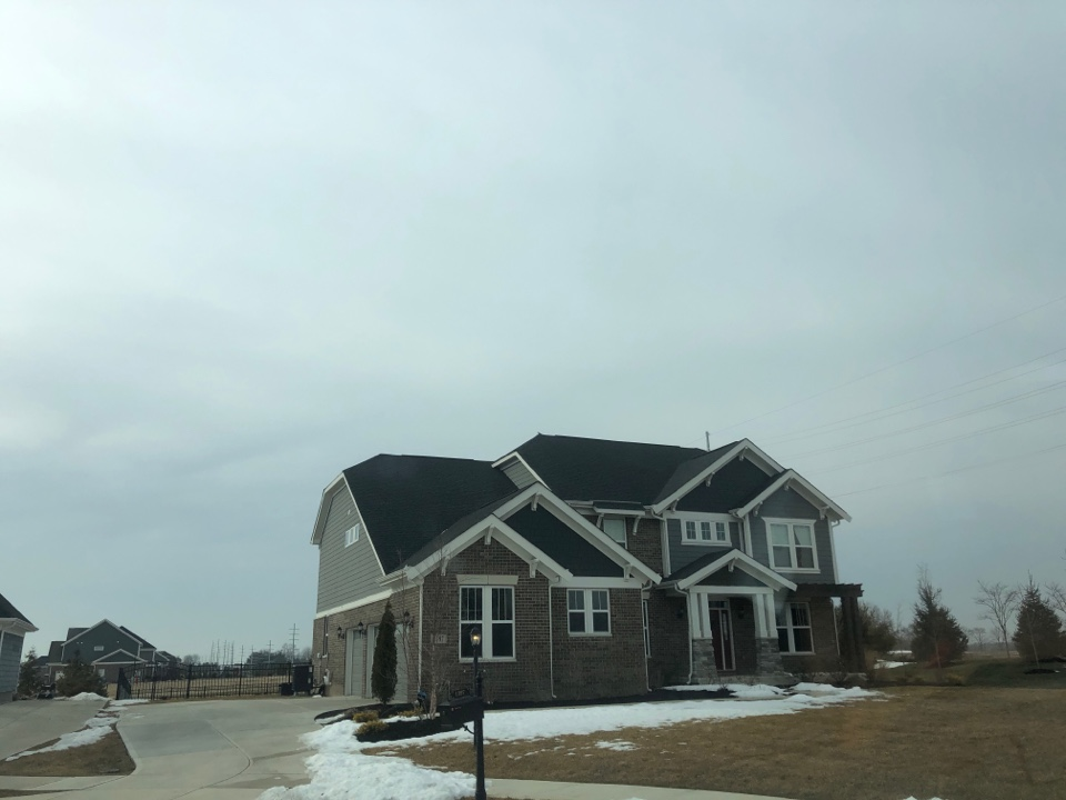Westfield, IN - Roofing and siding