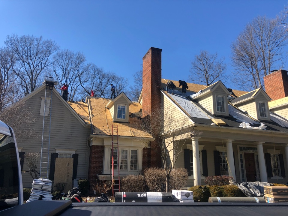 Indianapolis, IN - Roofing