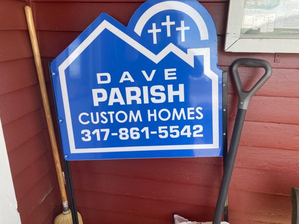 New Palestine, IN - Custom Home Builder Visit New Palestine
