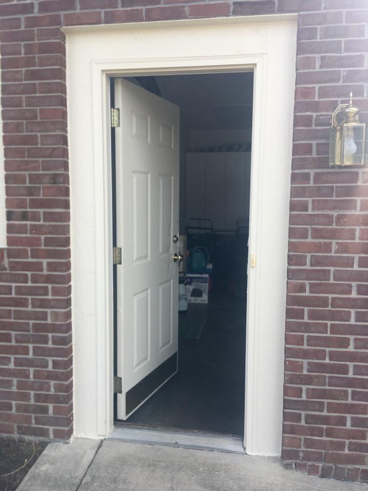 Zionsville, IN - Access Door Proposal