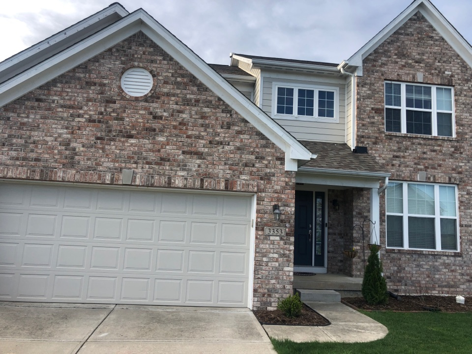 Westfield, IN - Roofing siding and gutters and paint