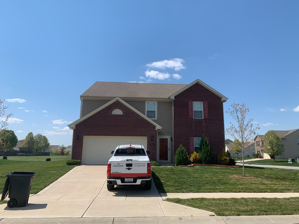 Avon, IN - Shutter and trim painting