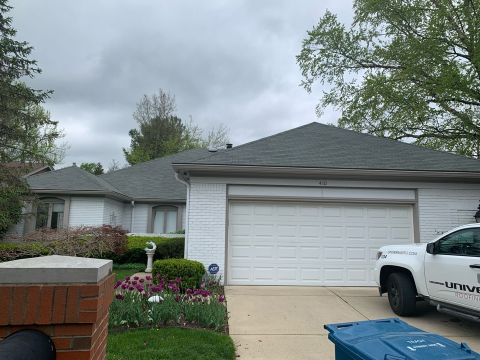 Indianapolis, IN - Roof replacement contract