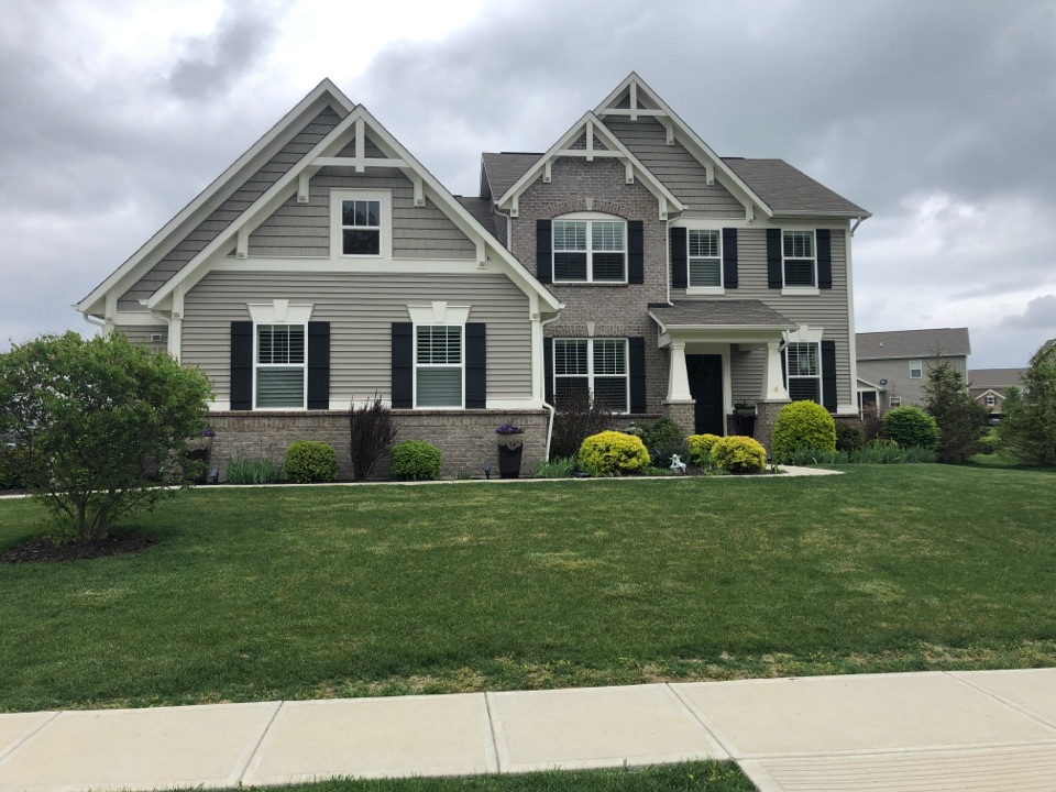 Plainfield, IN - Roofing siding and gutters