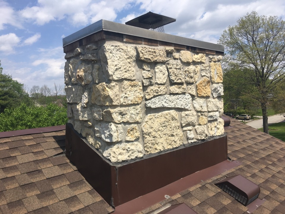 Fishers, IN - Review chimney