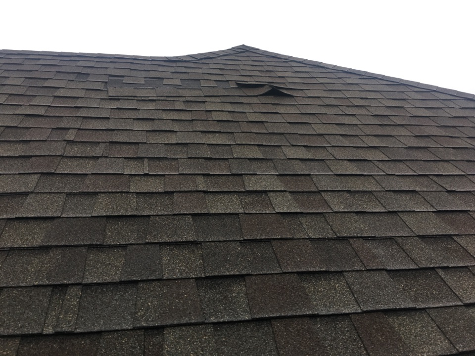 Zionsville, IN - Missing shingles repair quote