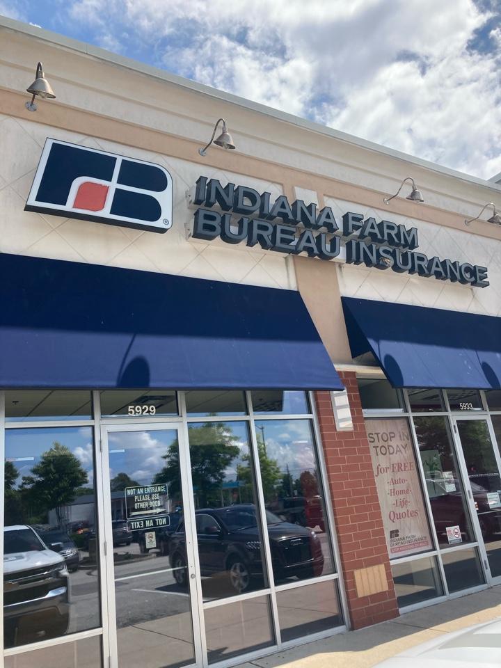 McCordsville, IN - Insurance visit