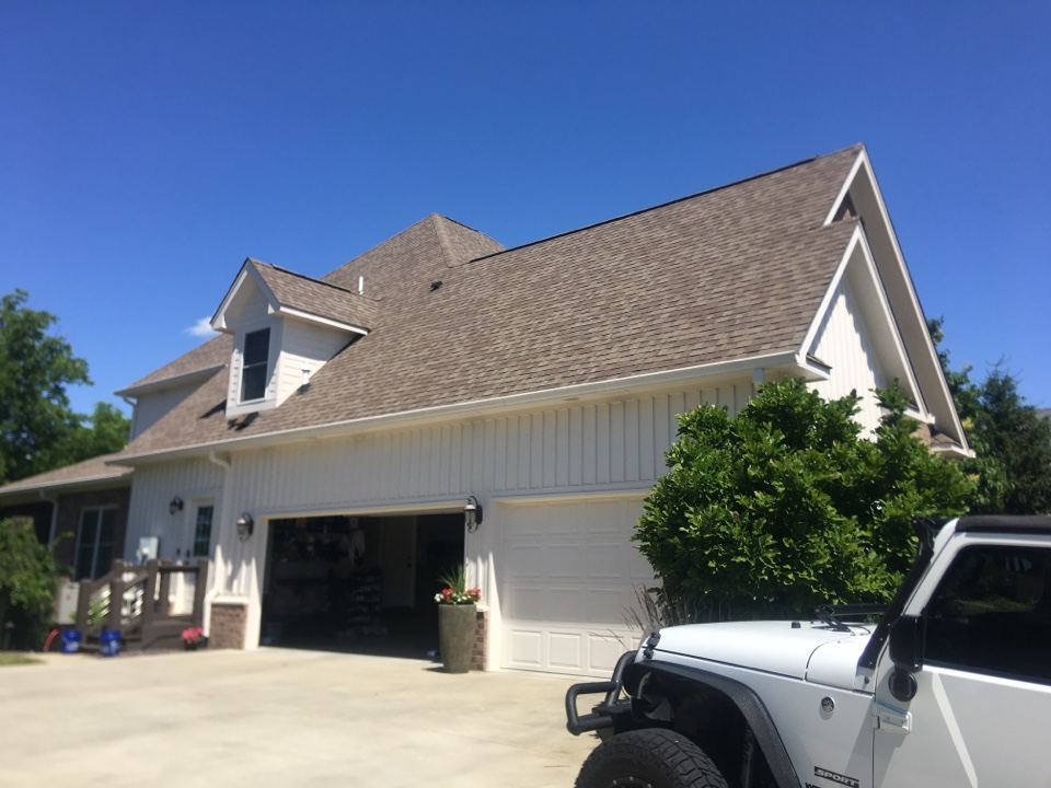 Westfield, IN - Roof inspection