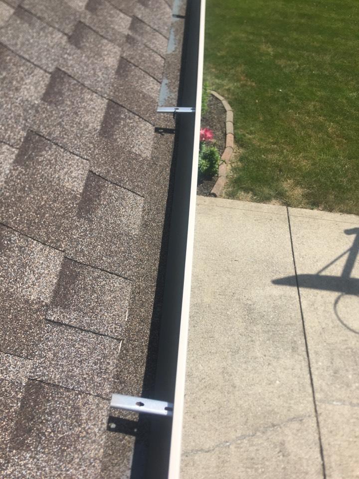 Carmel, IN - Roof inspection