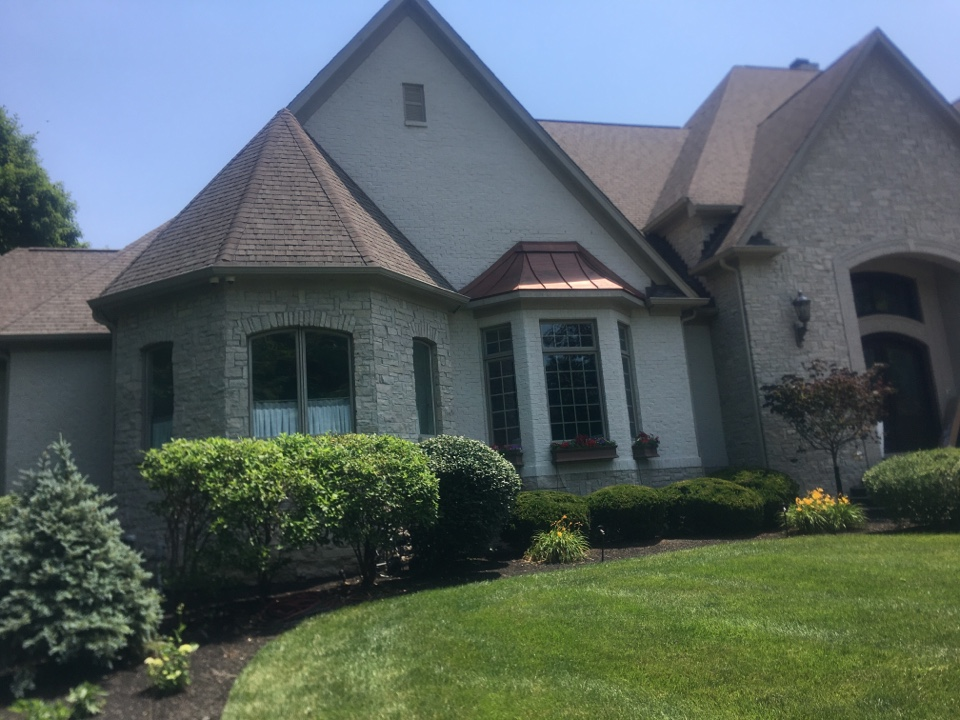 Fishers, IN - Roof evaluation