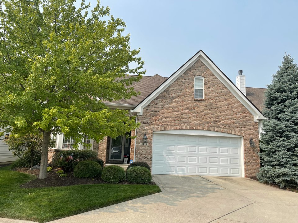 Indianapolis, IN - Roof color selection