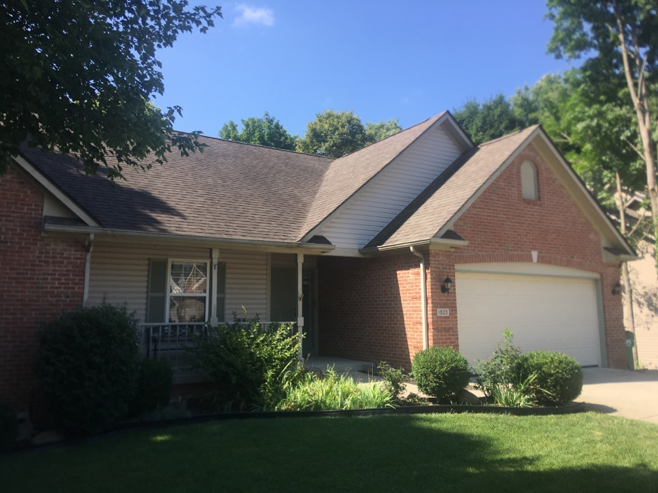 Westfield, IN - Roof inspection for hail damage