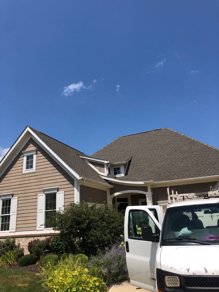 Zionsville, IN - Roofing siding and windows