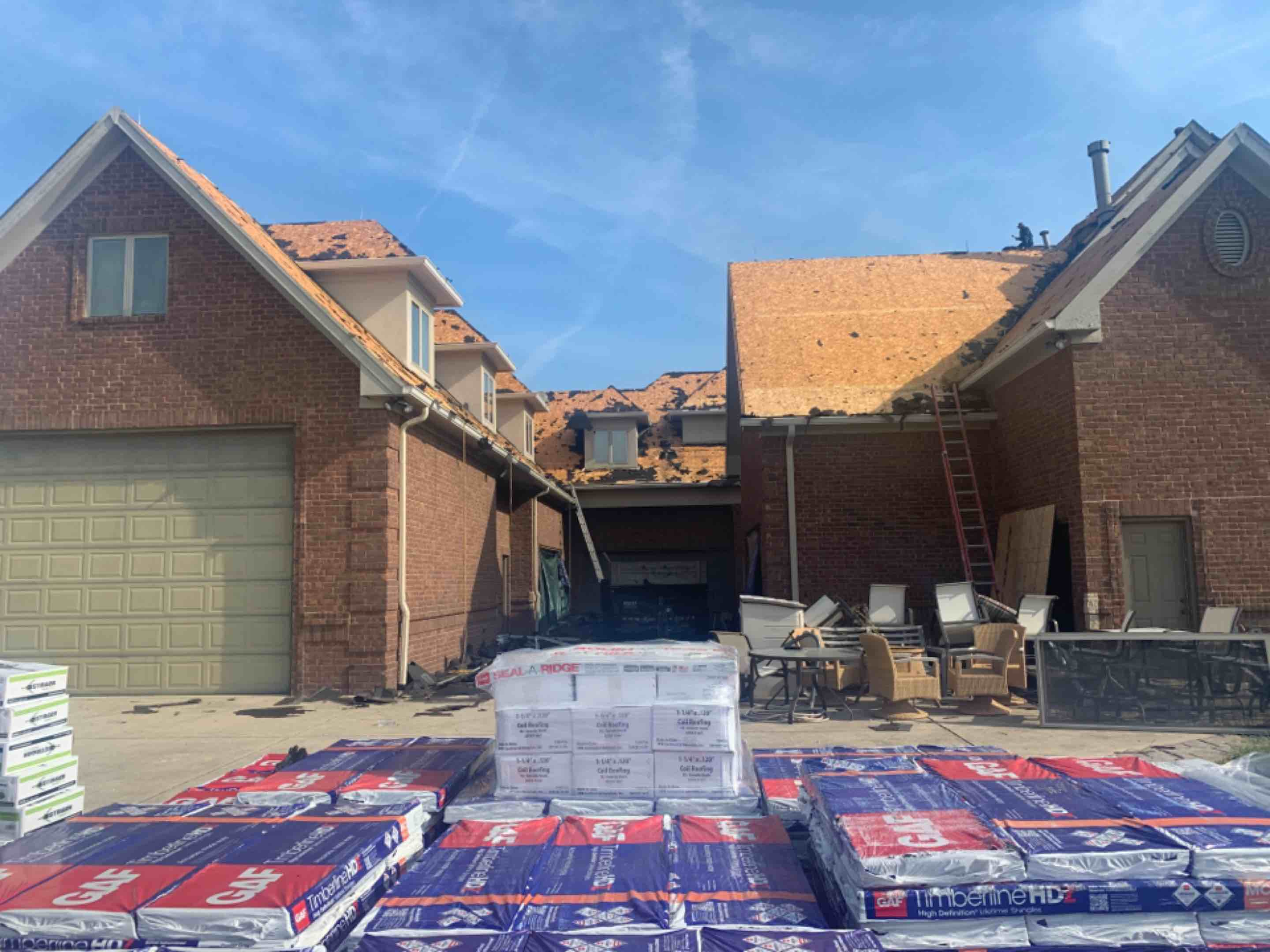 Bargersville, IN - Giant Tear Off