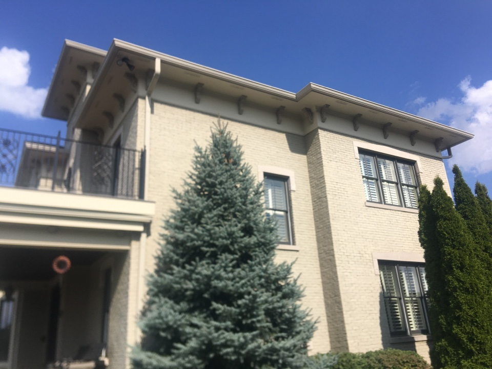 Carmel, IN - Roof evaluation