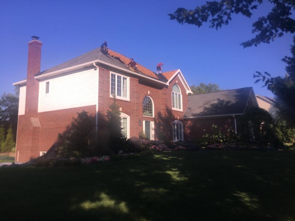 Carmel, IN - Roof tear off #2