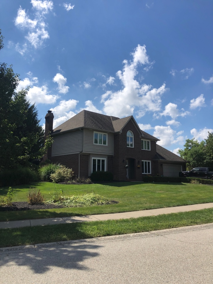 Carmel, IN - Roofing siding and windows and paint and windows