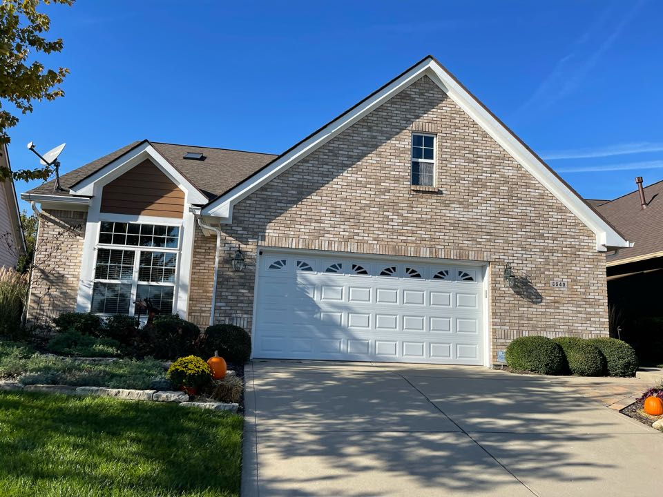 Indianapolis, IN - New roof approved