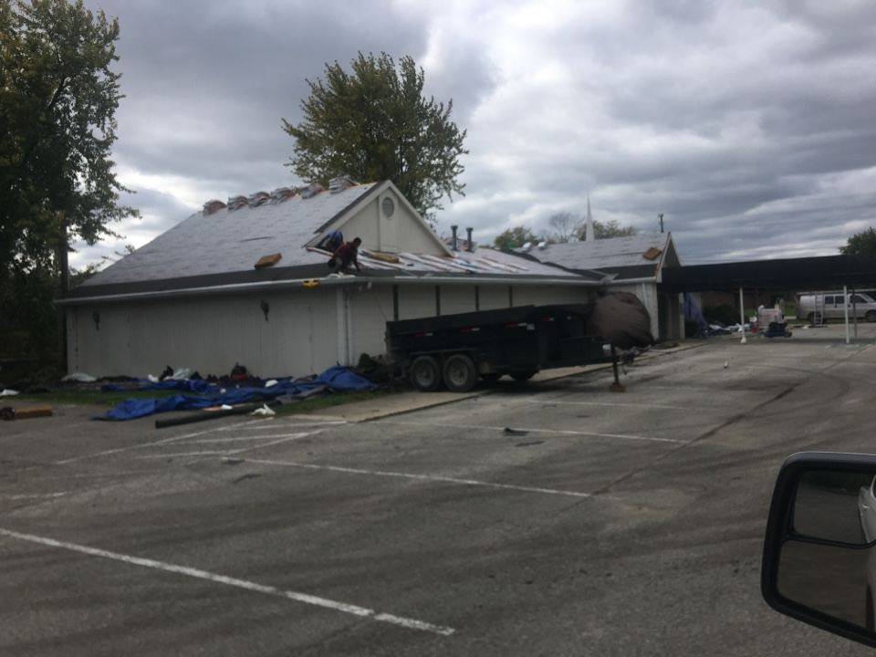 Indianapolis, IN - Roof tear off