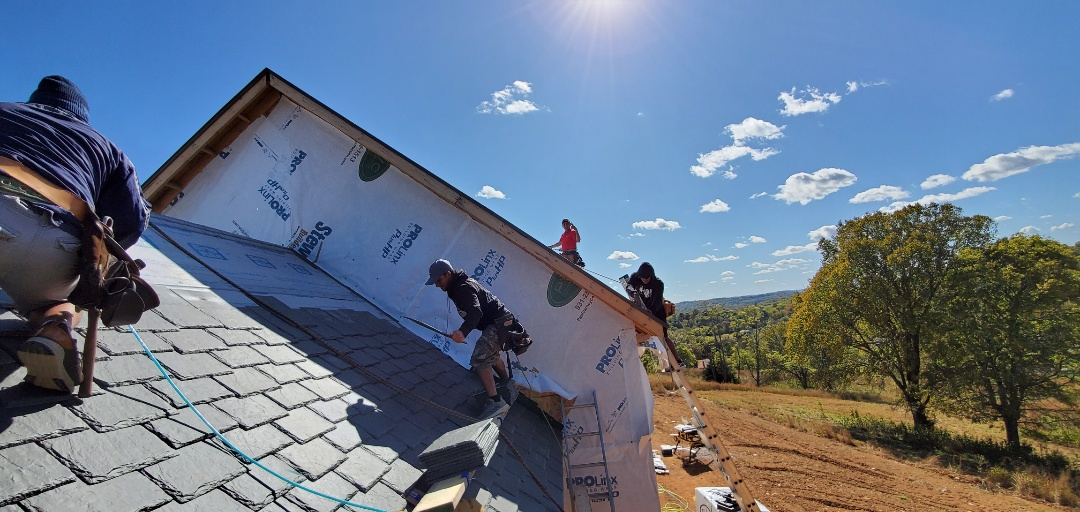 Columbia, TN - DaVinci roof new construction