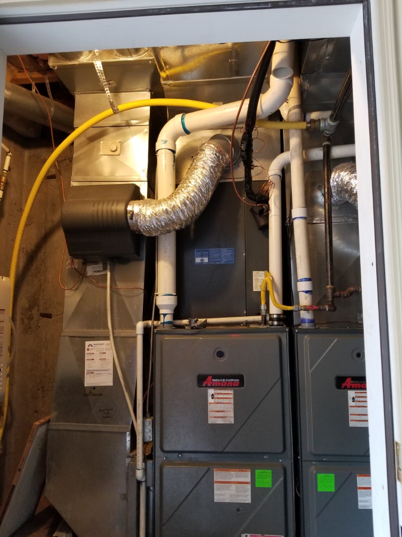 Park City, UT - Trane furnace and air conditioner estimate