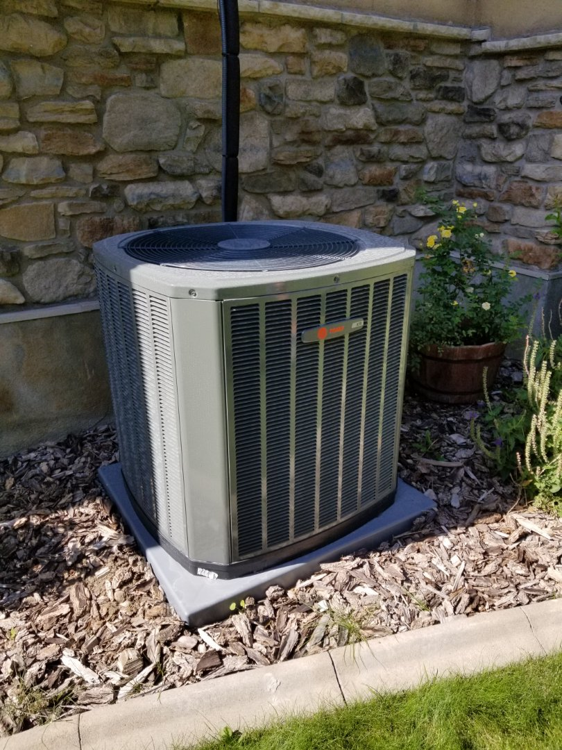 Bountiful, UT - Quality audits of a new furnace and air conditioner install