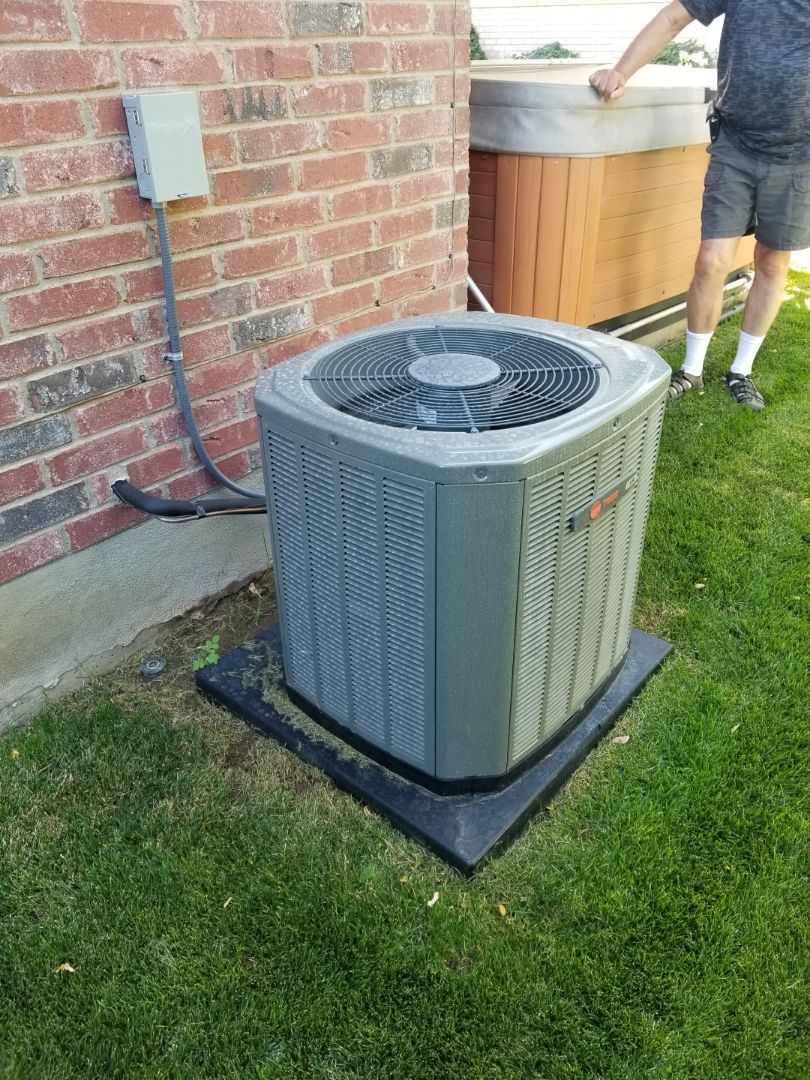 Clearfield, UT - Air conditioner quality audit