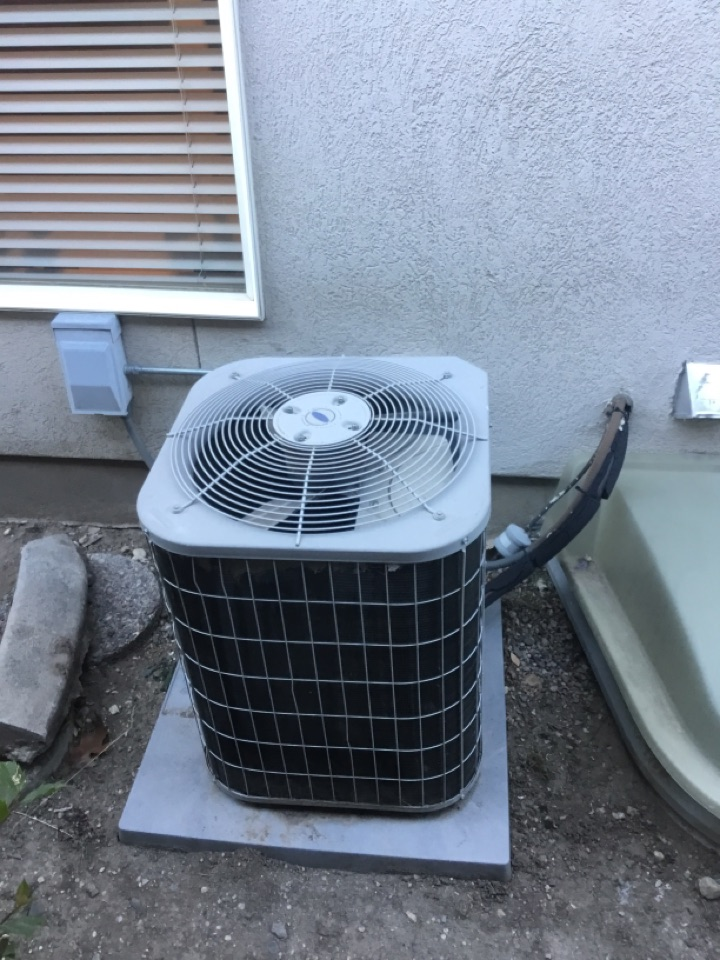 Midvale, UT - Remove carrier central air conditioning