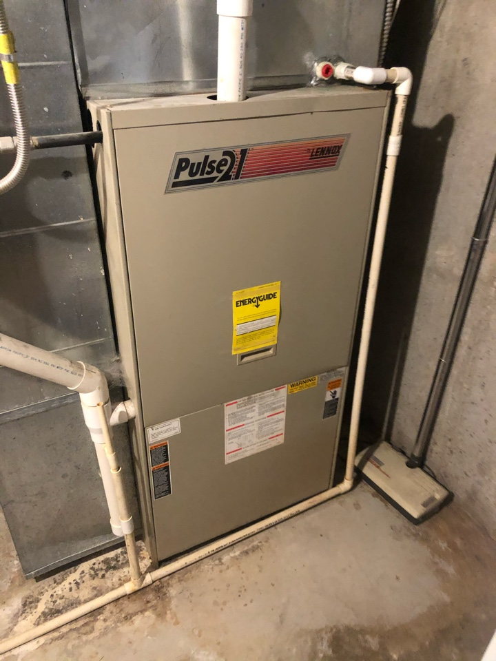 Fruit Heights, UT - Installing a new high-efficiency furnace and air conditioner
