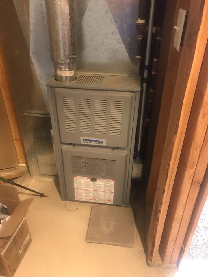 Herriman, UT - Repair broken Tempstar furnace