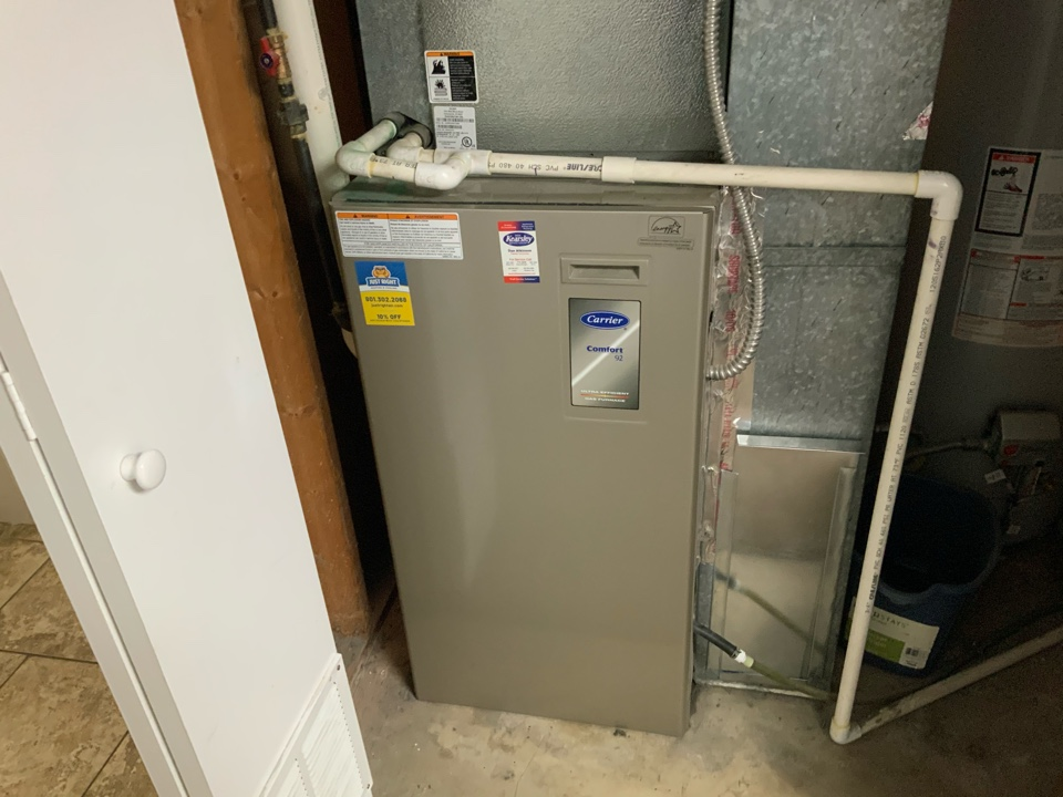 Woods Cross, UT - New Furnace Estimate